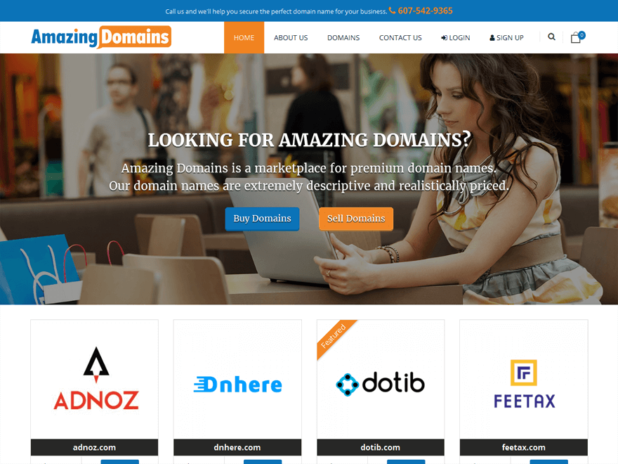amazingdomains